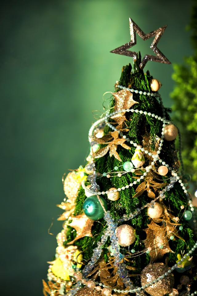 クリスマス ツリー いつから